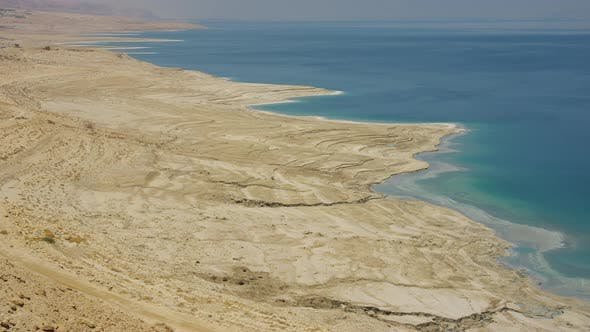 Thumbnail for Dead Sea and its shoreline