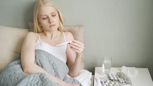 Cold Flu Season Runny Nose