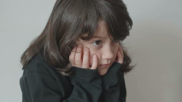 Thumbnail for Sad Little Girl