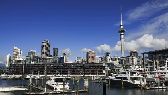 Thumbnail for Auckland reiche Innenstadt