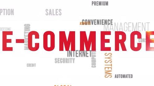 Word Cloud E Commerce
