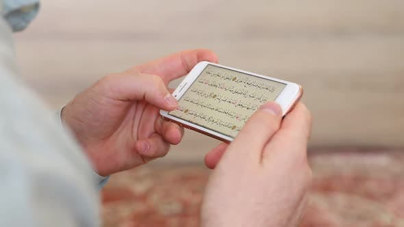 Thumbnail for Mobile Quran the Islamic Holy Book