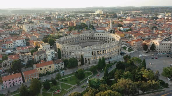 Thumbnail for City of Pula Aerial