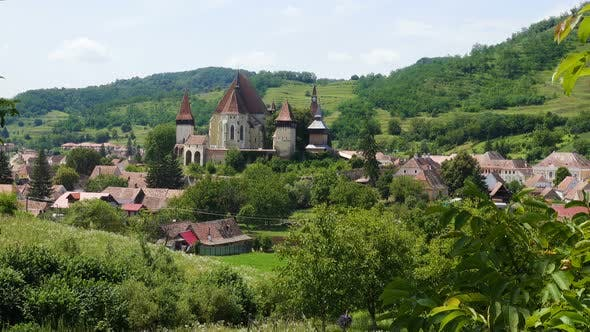 Fortified Church Of Biertan 4