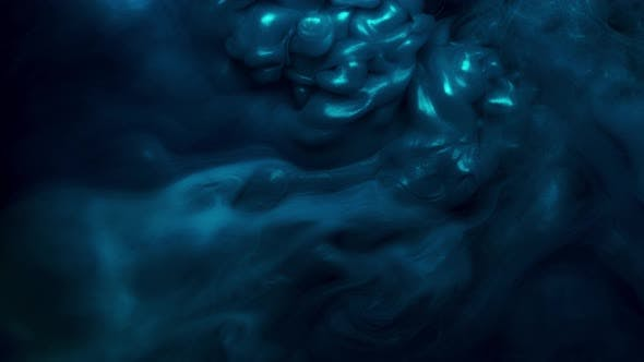 Space Clouds Nebula Texture Background of Cosmic Galaxy Fluid Dynamics of Ink
