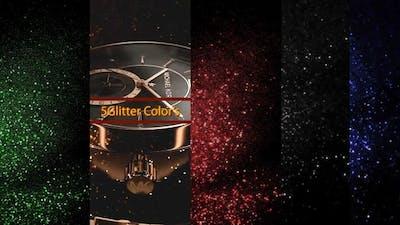 Glowing Glitter