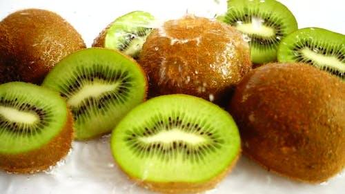 Fresh Juicy Kiwi