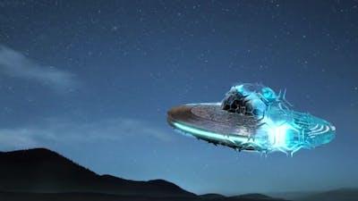 Ufo Materialization