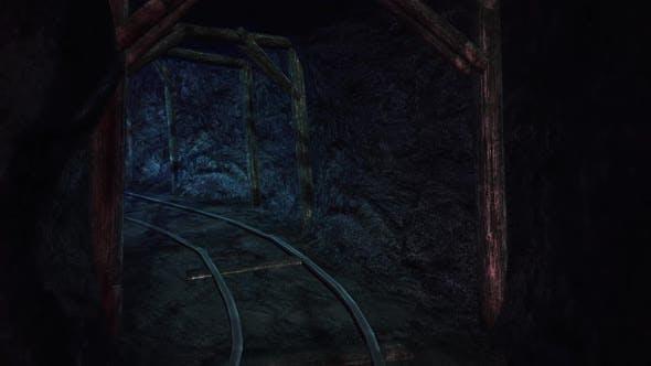 Abandoned Underground Track