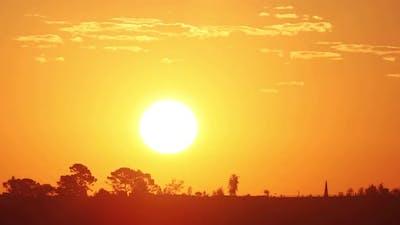 Sunrise Dawn Time Lapse