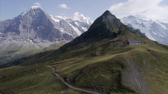 Mannlichen Mountain Kleine Scheidegg Switzerland