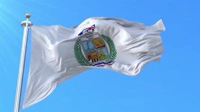 Tarapaca Flag, Chile