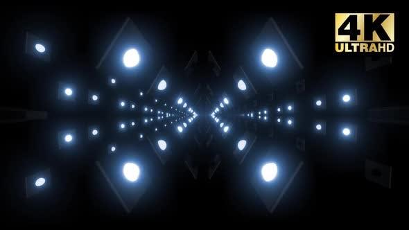 Thumbnail for Blue Light Bulb Vj Loop Pack 4k
