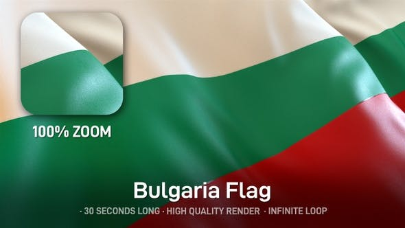 Thumbnail for Bulgaria Flag