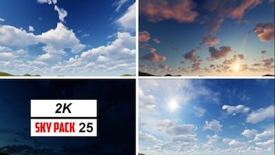 Sky Pack 25