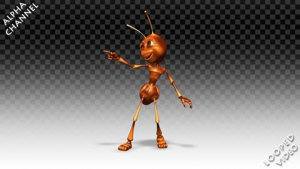 Comic Ant - Dance Pop