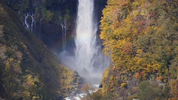 Thumbnail for Waterfall Autumn