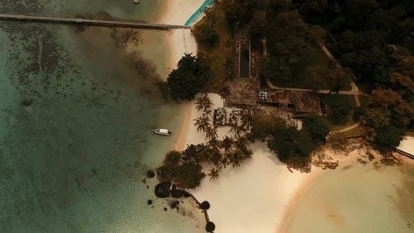 Building Resort In Island