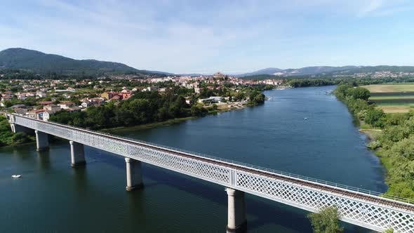 International Bridge Landscape