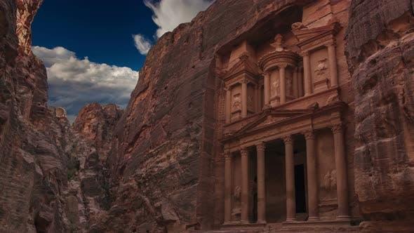 Thumbnail for Al Khazneh - the Treasury, Ancient City of Petra, Jordan
