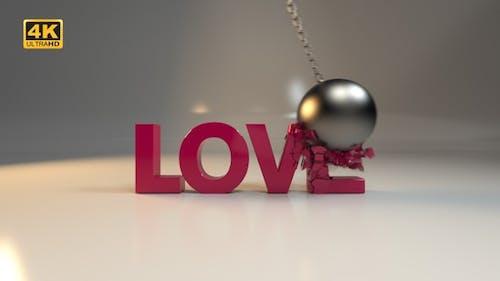 Crushed Love - 4K