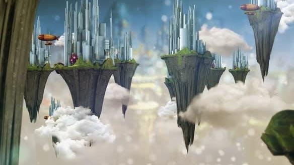Flying Lands