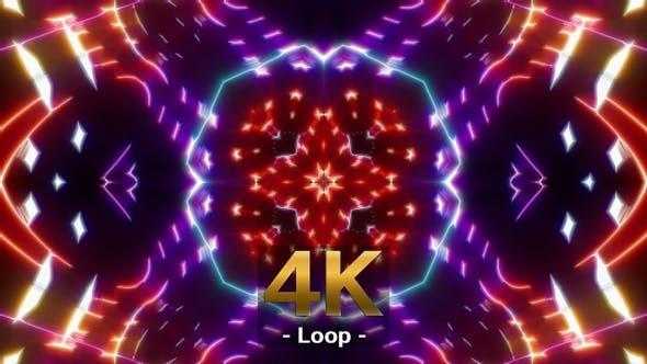 Fast Morph and Blink Multi Color Light 02