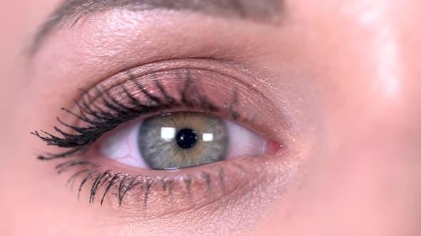 Thumbnail for Woman Blue Eye