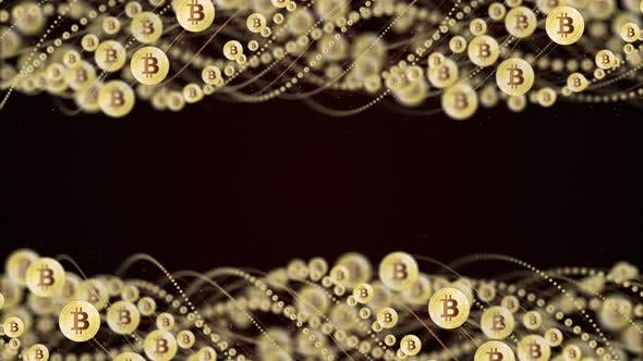 Thumbnail for Bitcoin, Cryptocurrency Background