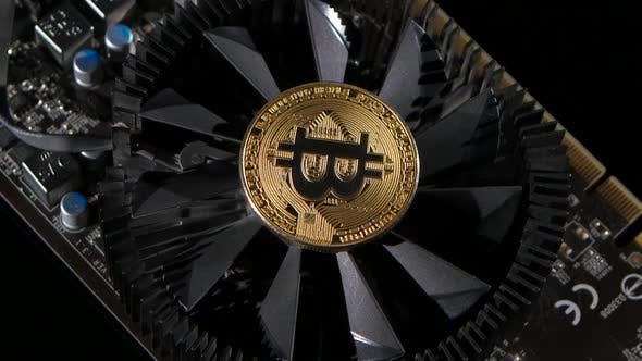 Thumbnail for Gold Coin To Spin on Its Axis