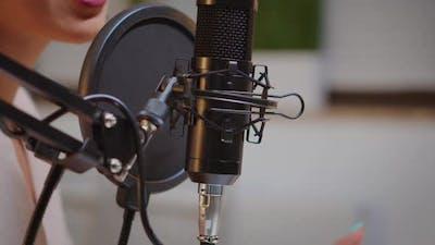 Recording Audio at Home