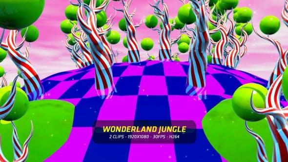 Thumbnail for Wunderland Dschungel
