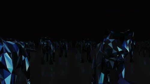 Tiger Neon 4k