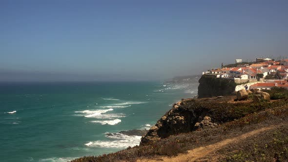 Thumbnail for Azenhas do Mar, Portugal Seascape