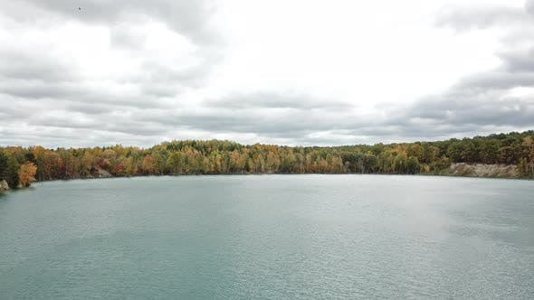 Thumbnail for Lake Near Forest