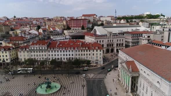 Thumbnail for Lisbon, Capital Square