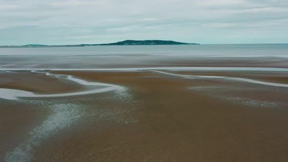 Thumbnail for Irish beach in autumn