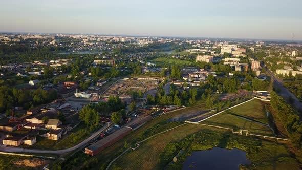 Street First Cosmonaut In The City Of Vitebsk 03