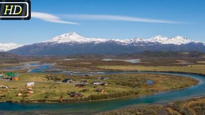 Patagonian Morning, Chile