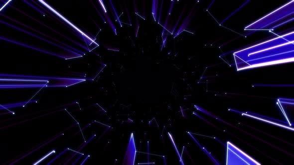Thumbnail for Plexus Rays Tunnel 4K