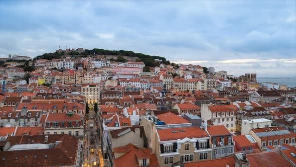 Thumbnail for Baixa district and Castelo de Sao Jorge