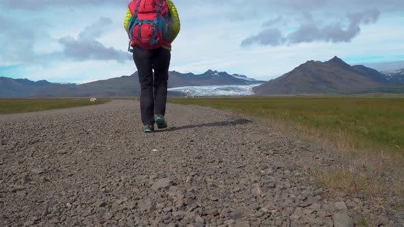 Thumbnail for Women Traveler with a Backpack