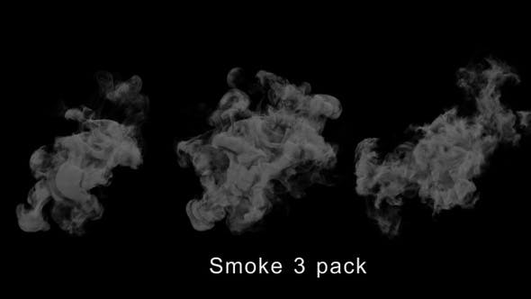 Smoke 3er Pack