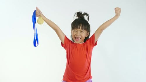 Little Girl Winner