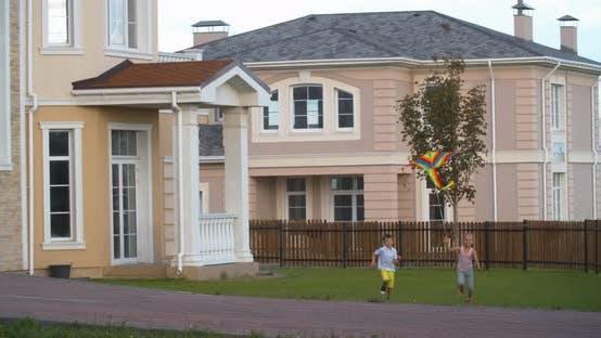 Thumbnail for Carefree Kids Enjoying Childhood
