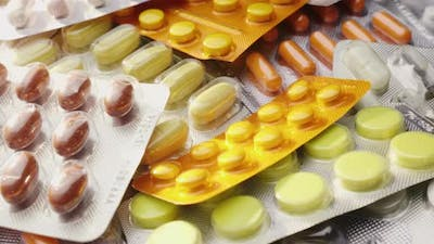 Many Drugs - Dependence on Medical Drugs