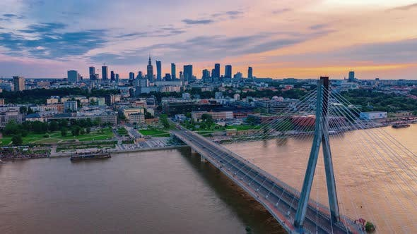 Thumbnail for Warsaw Cityscape