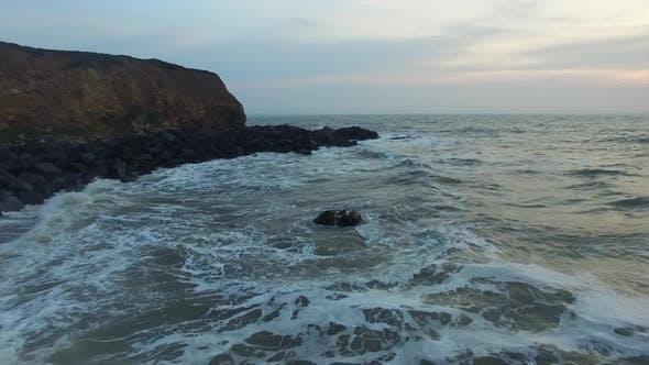 Thumbnail for Küste und Groyne