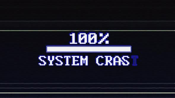 Thumbnail for System Crash Console Text