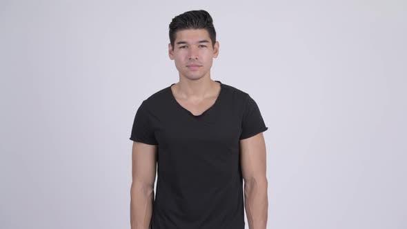 Young Multi-ethnic Man